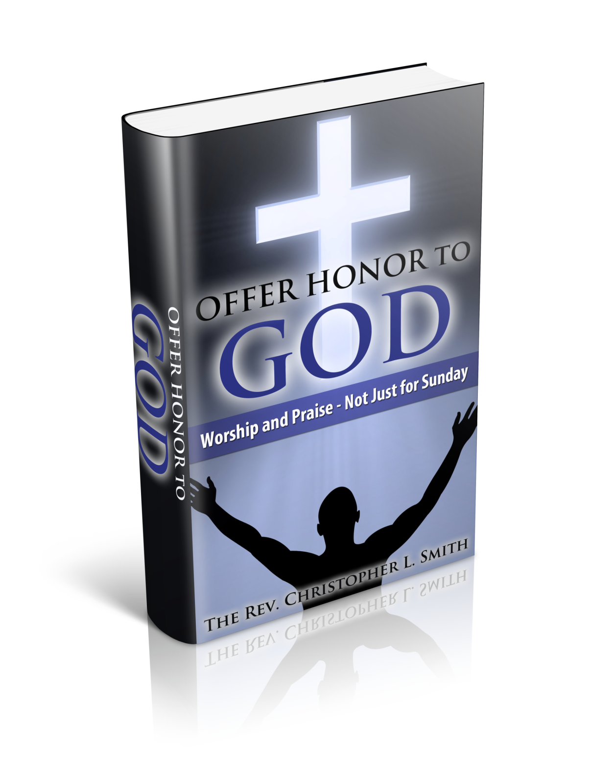 Offer Honor to God - book image